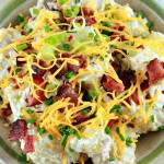Loaded Ranch Potato Salad