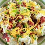 Loaded Ranch Potato Salad