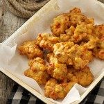 Peppered Corn Fritters