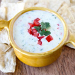 White Cheese Jalapeno Dip
