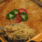 Rachael's Jalapeno Popper Orzo Mac-n-Cheese